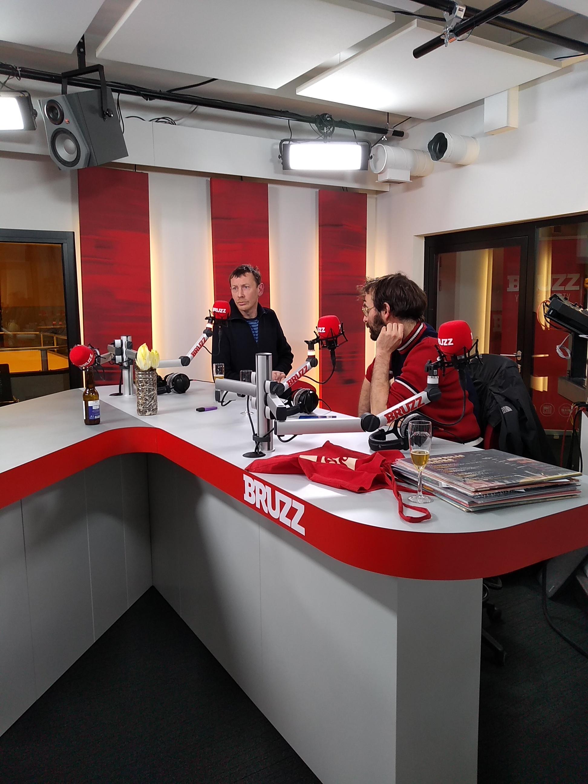 BRUZZ Radio Show | Festival Witloof.